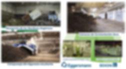 Bioenergía Planta de Biogás a partir de Residuos Orgánicos