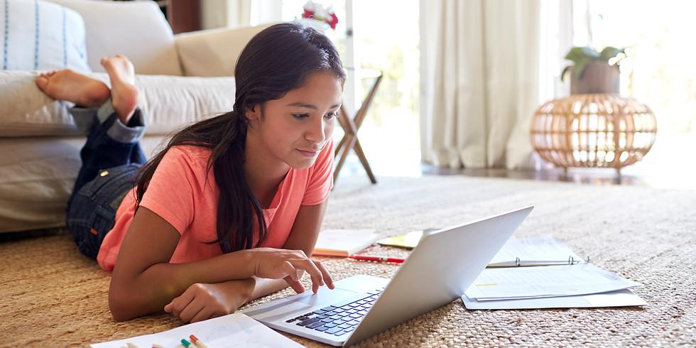 Seminario web para padres sobre salud mental en adolescentes: tecnología, redes sociales y aislamiento