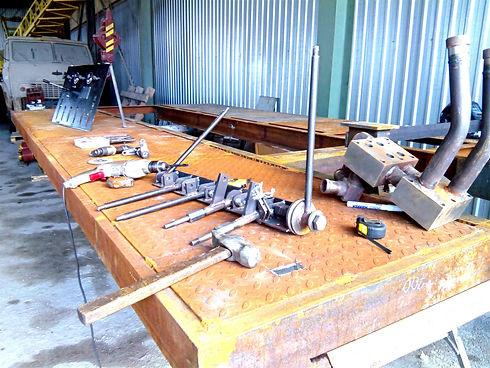 капитальный ремонт всех видов установок (УРБ 2А2, УРБ 2А2Д, УРБ 2Д3)