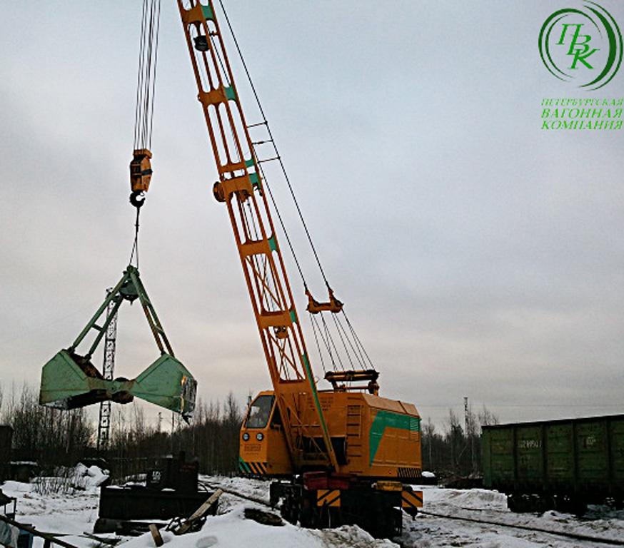 КЖДЭ-16-грейфер