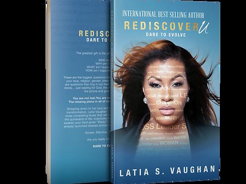 RediscoverU Book