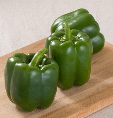 Organic Bell Pepper Seeds