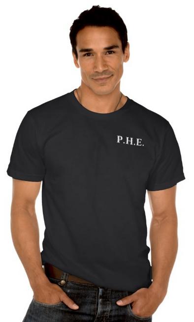 Organic P.H.E. T-Shirt
