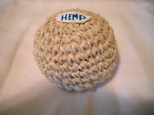 Handmade Hemp Hacky Sack