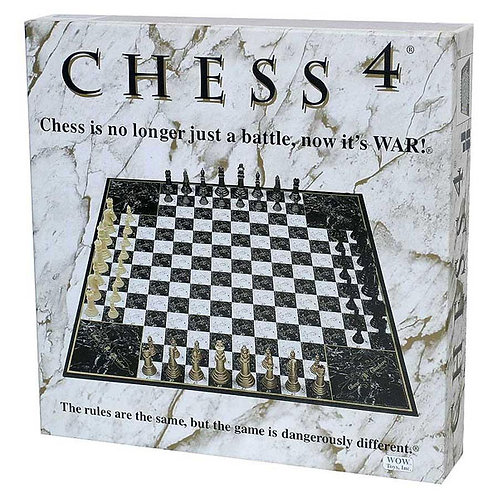 Chess 4 (Four Players)