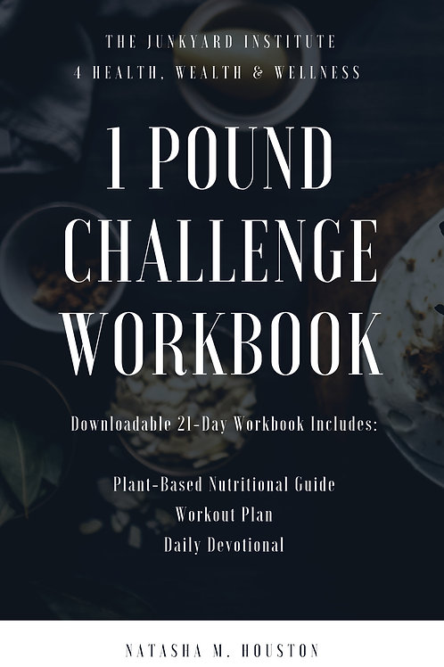 1 Pound Challenge (Duo-Deal Herbs Included)