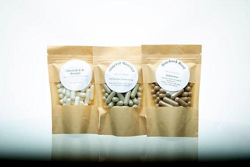 CherisH.E.R. Herbal Beauty Supplements