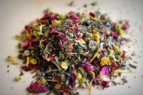 "CherisH.E.R. 4oz Yoni ""Easy Flow"" Tea Blend"