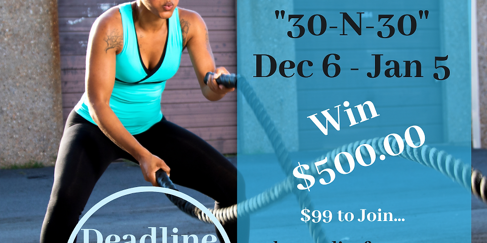 30-N-30 Weight Loss Challenge