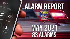May 2021 Alarm Report