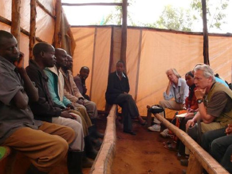 Rwanda:: Visit to Prison Camp