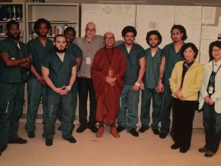 Path of Freedom Group at Suffolk County Correctional Facility in NY
