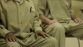 Meditation Linked to Lower Stress Among Prison Inmates