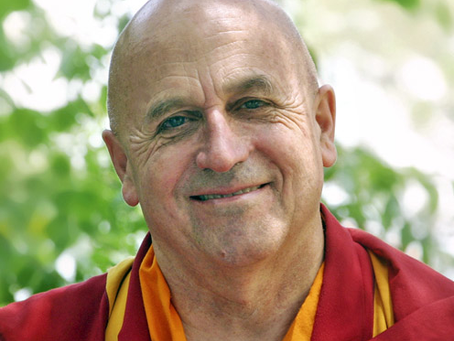 Matthieu Ricard joins PDN's Board of Spiritual Advisors