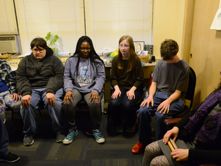 Path of Freedom Grad Develops Mindfulness Programs for Youth & Teachers