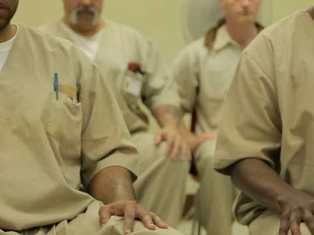 Yoga and Meditation Improve Life Behind Bars and Beyond