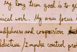 Letter From a Prisoner