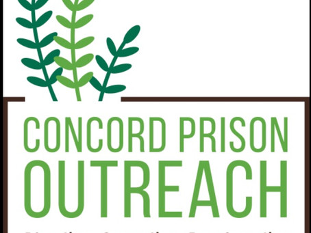 Path of Freedom in Concord Prison Outreach Newsletter