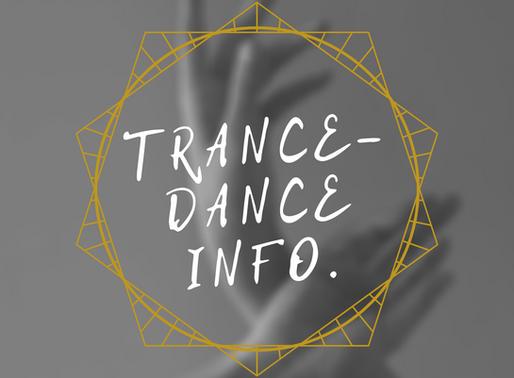 Trance-Dance Workshop Info.