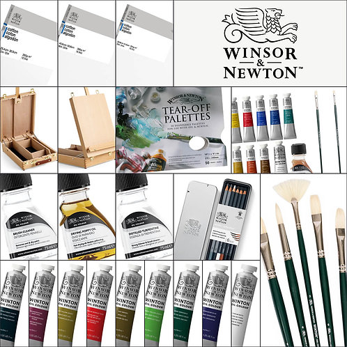 Bundle - Winsor & Newton (Oils)