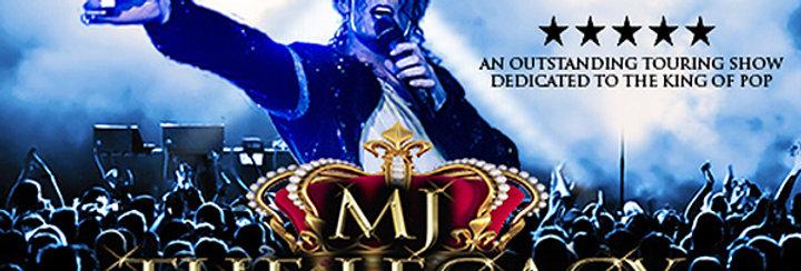MJ: The Legacy - POSTPONED