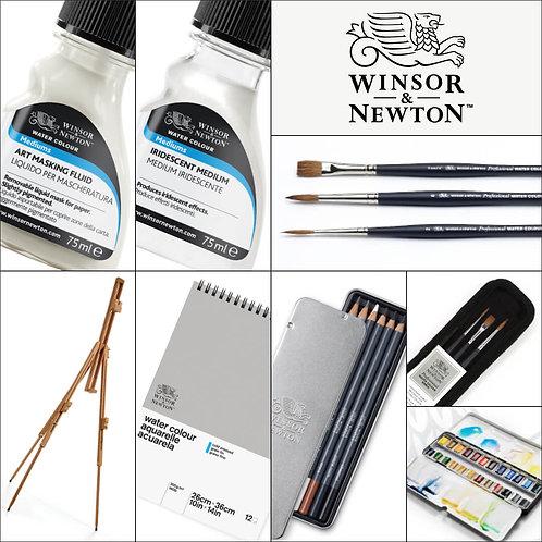 Bundle - Winsor & Newton (Water Colour)