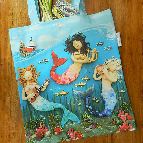 Canvas Shopper & Limited Edition Print