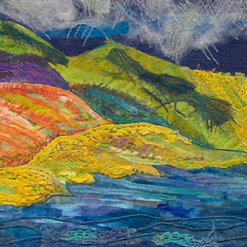 'Galloway Hills' - Giclée Print