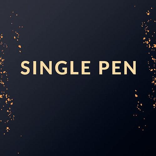 Single Pen