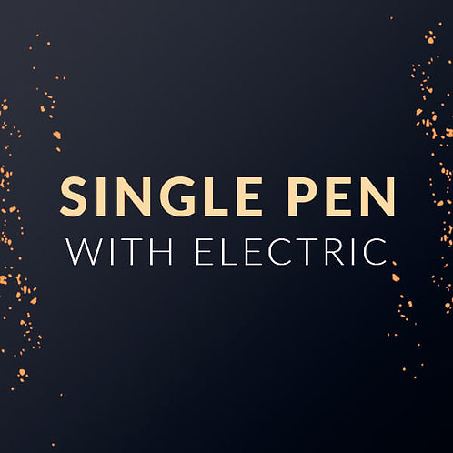 Single Pen with Electric