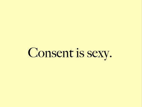 Consent is sexy.