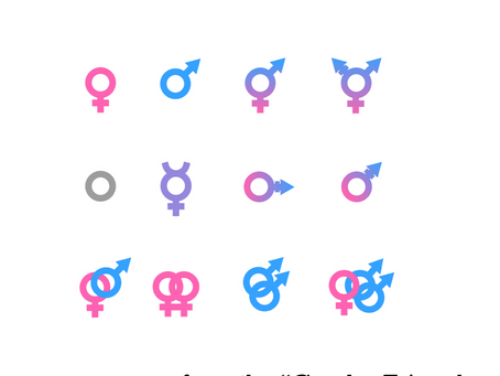 Gender: identity, body, expression, and attribution.