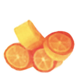 orange 60g bag
