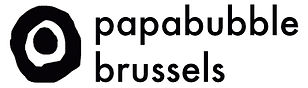 logo papabubble brussels