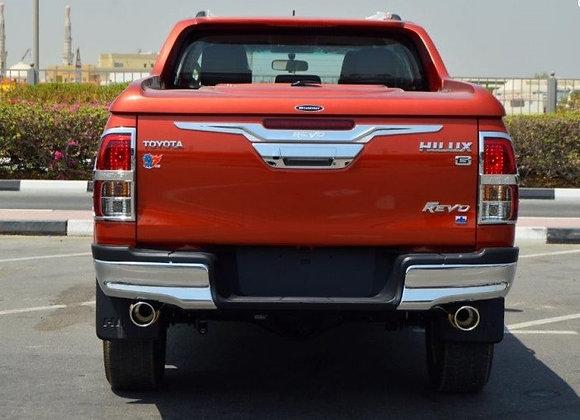 Toyota Hilux Revo+ 3.0L Diesel Automatic Transmission