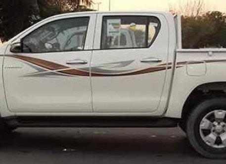 Toyota Hilux 4*4 AT Diesel