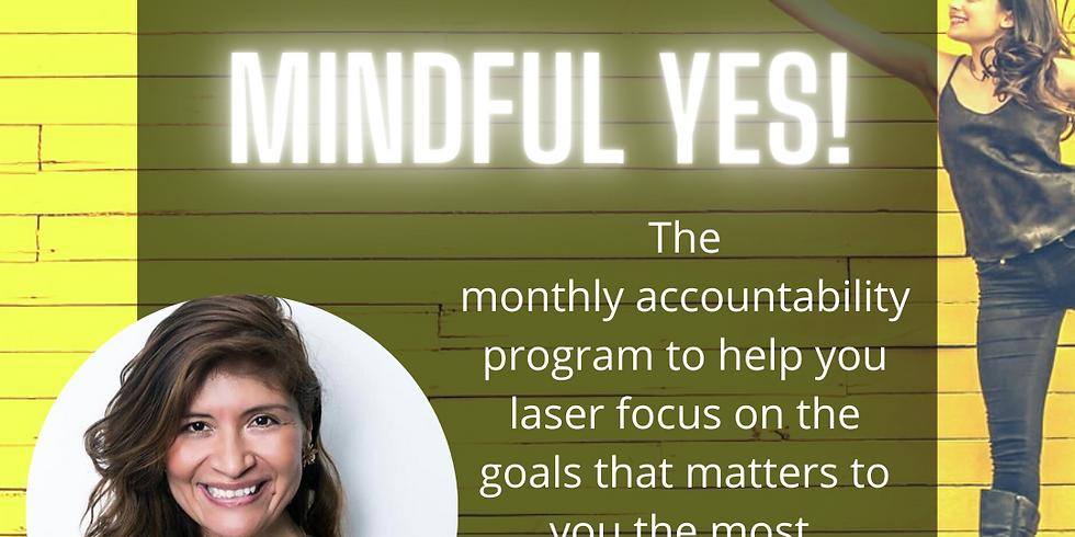 Mindful Yes! Accountability Program