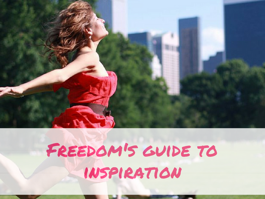 Freedom's Guide To Inspiration