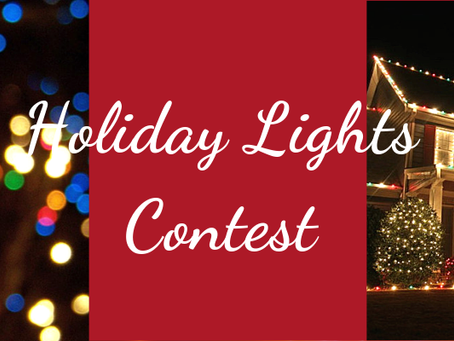 Holiday Lights Challenge