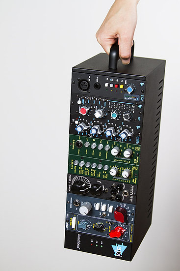 On-The-Go dbx 500 series Rack Six Slot