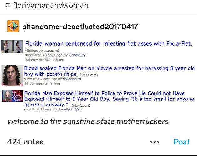 Episode 27 - Florida Man