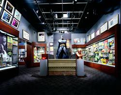 Geppi Entertainment Batman Room