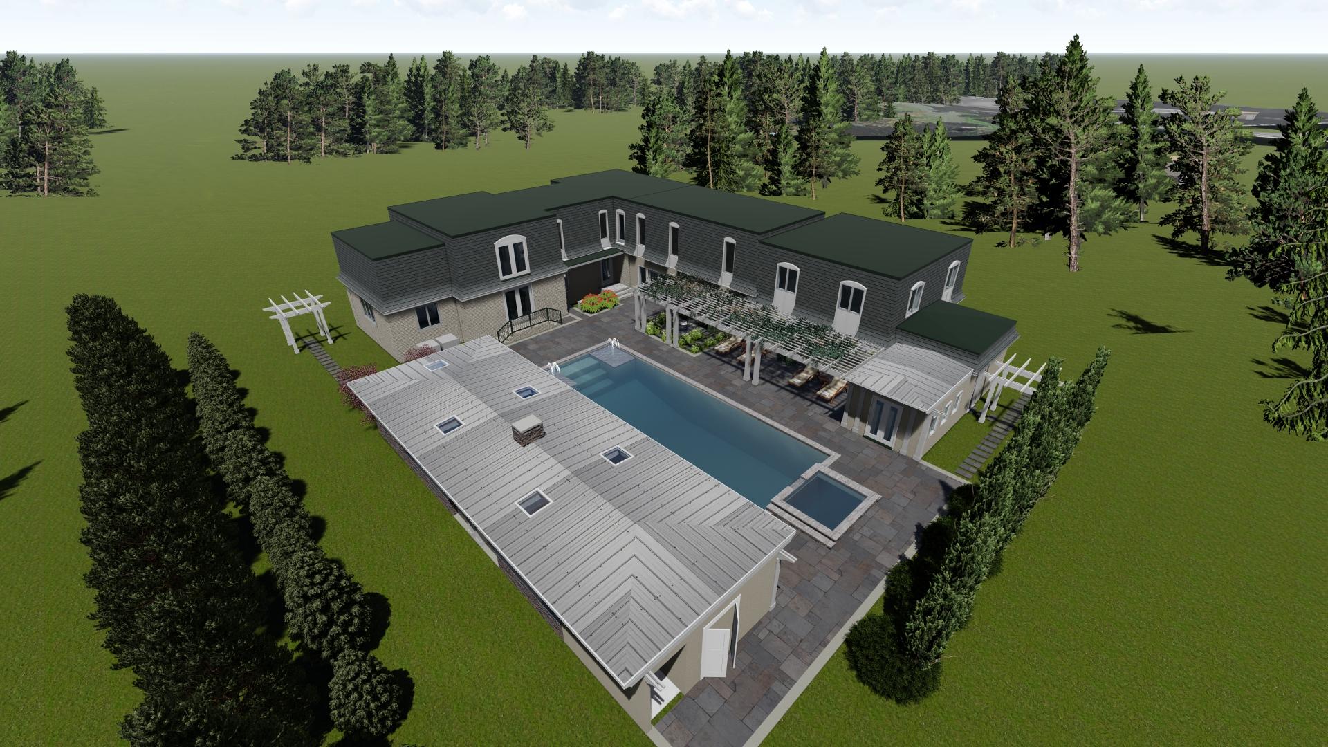Pool Addition | Charlottesville, VA