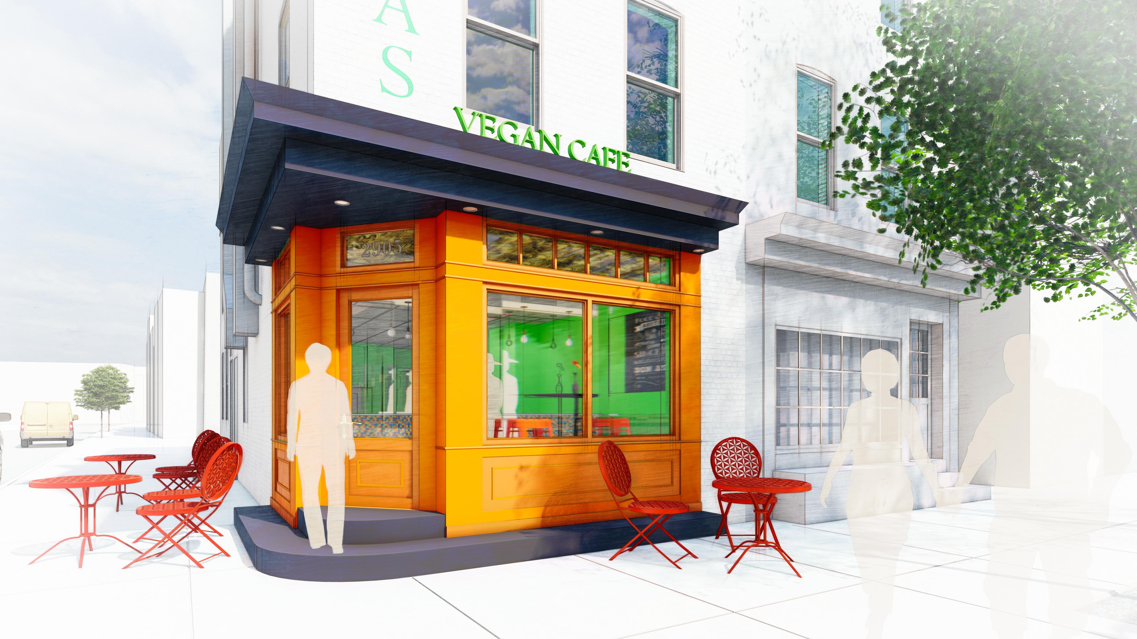 My Mama's Vegan Café   Baltimore, MD