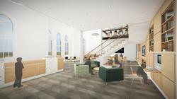 Institutional Renovation | Charlottesville, VA