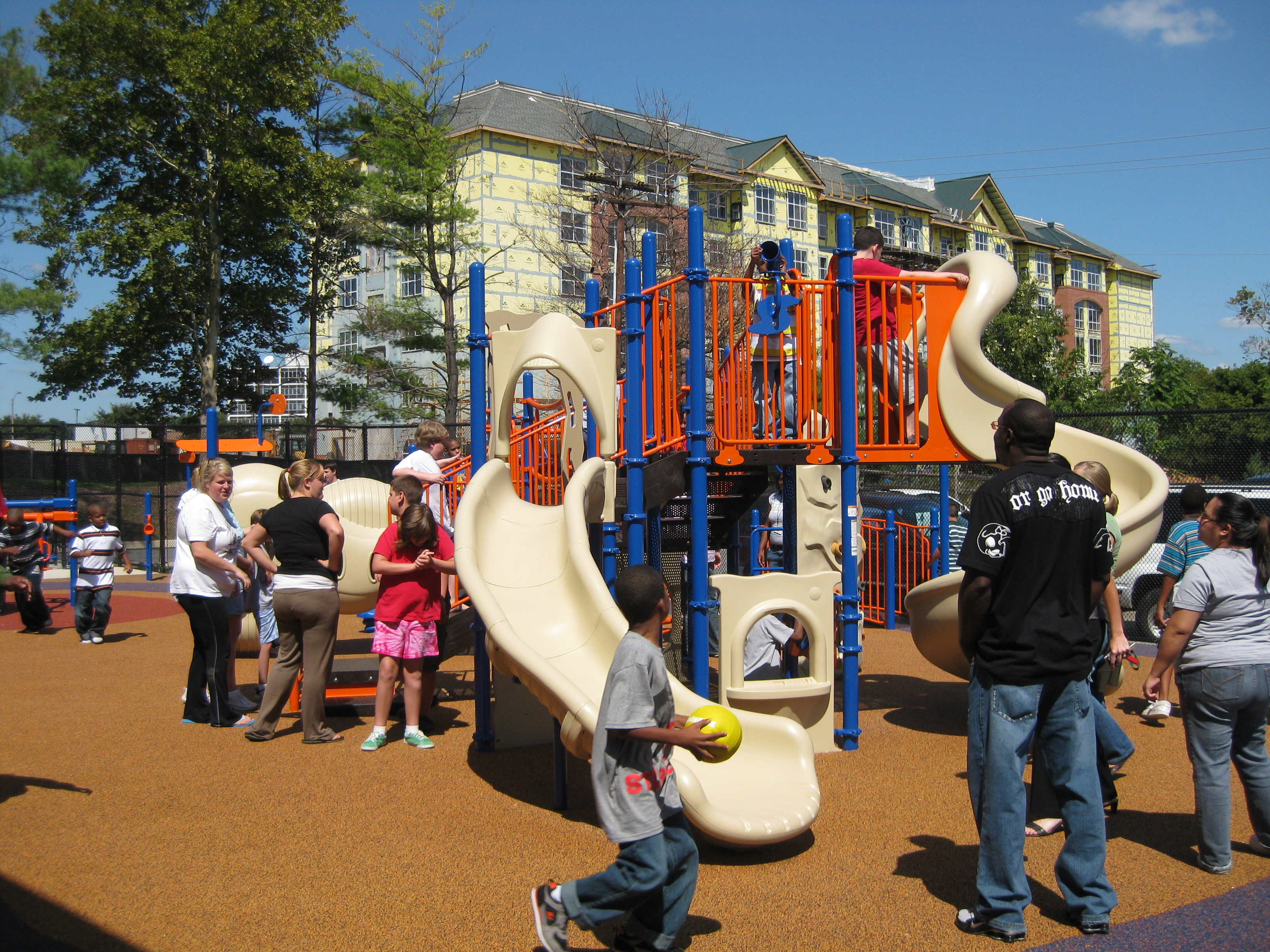 Forbush School Playground