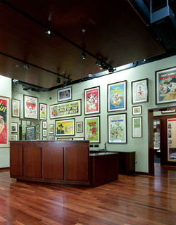 Geppi Entertainment Lobby and Ticketing