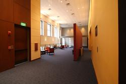 Everyman Theater Second Floor Black Box Theater Lobby