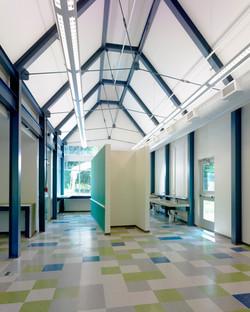 Interior Lab Building