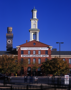 Historic Camden Station
